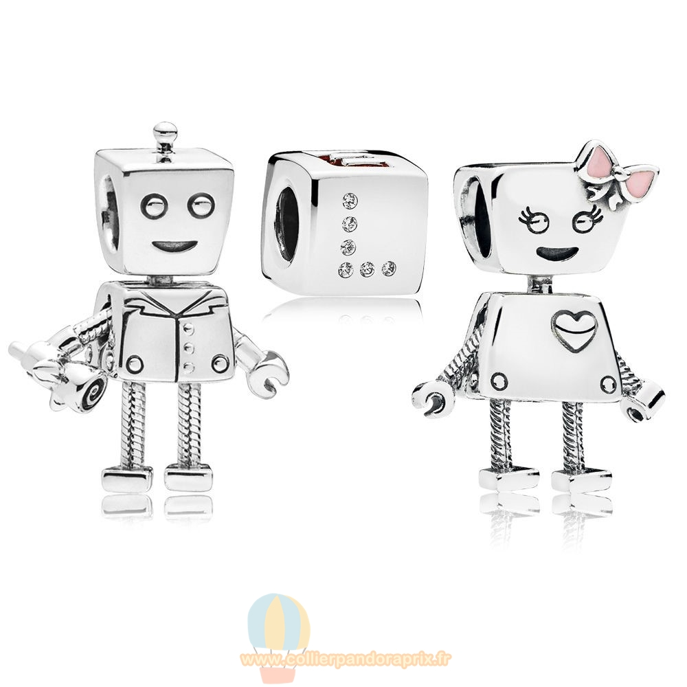 Populaire Pandora Bella And Rob Forever Charm Pack
